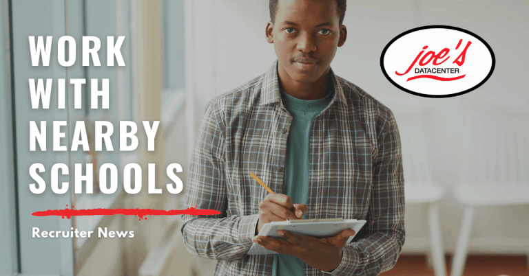 Work With Nearby Schools