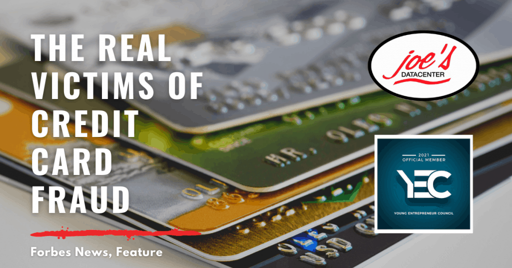 The Real Victims of Credit Card Fraud