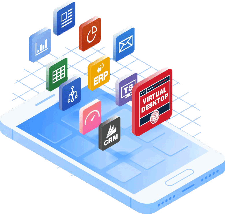 Virtual Desktop Graphic